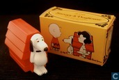 Snoopy and doghouse non-tear champoo