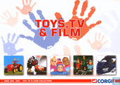 Toys, TV & Film Collection