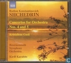 Concertos for orchestra nos. 4 and 5