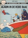 Comic Books - Jeremy and Frankie - Alarm in de rode baai