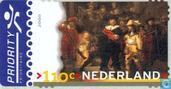 Postage Stamps - Netherlands [NLD] - The Night Watch