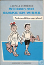 Comic Books - Willy and Wanda - Suske en Wiske naar school