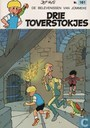 Comic Books - Jeremy and Frankie - Drie toverstokjes
