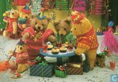 """The Teddies - Party Teds (03) """"Where is the partyboy"""""""
