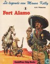 Bandes dessinées - Manos Kelly - Fort Alamo