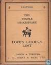 Shakespeare's comedy of Love's labour's lost