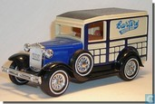 Ford Model A Tradesman Woody Wagon