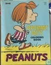 Peppermint Patty Coloring Book