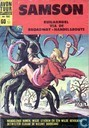 Comic Books - Samson [Thorne/Sparling] - Ruilhandel via de Broadway-handelsroute