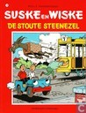 Comic Books - Willy and Wanda - De stoute steenezel