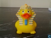 Rubber duck Pharaoh