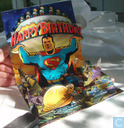 Superman 3-D Cards! - Happy Birthday