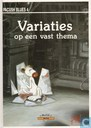 Strips - Pacush Blues - Variaties op een vast thema