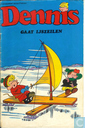 Comic Books - Dennis the Menace - Gaat ijszeilen