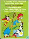 Bandes dessinées - Andy Panda - Woody Woodpecker strip-paperback 10