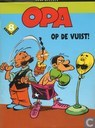 Comic Books - Opa [Ryssack] - Op de vuist!