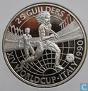 Suriname 25 guilder 1990