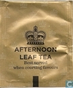 Afternoon Leaf Tea