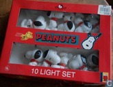 Peanuts 10 light set