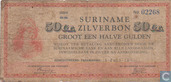 Suriname 50 Cent 1941