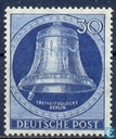 Briefmarken - Berlin - Klöppel Links
