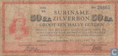 Suriname 50 Cent 1940