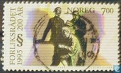Postage Stamps - Norway - Agencies