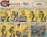 Comic Books - Guust - Chinees denkspelletje