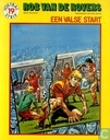 Strips - Rob van de Rovers - Een valse start