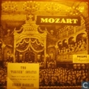 "Mozart, Two ""Pariser""Sonatas"