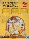 Video games - Videopac / Magnavox Odyssey - 21. Secret of the Pharaohs