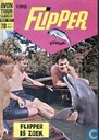 Comic Books - Flipper - Flipper is zoek