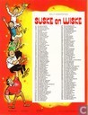 Comic Books - Willy and Wanda - De botte botaknol