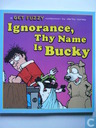Ignorance, Thy Name is Bucky