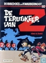 Comic Books - Spirou and Fantasio - De terugkeer van Z