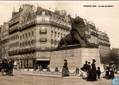 Paris er 1900 - Le Lion de Belfort