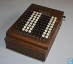 Oldest item - Felt & Tarrant Comptometer (koper)