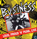 Loud, proud 'n punk live