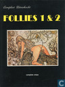 Bandes dessinées - Carmen Bond - Follies 1 & 2