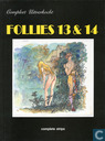 Comics - Uitverkocht (Illustrierte) - Follies 13 & 14