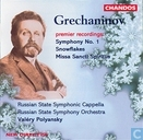 Symphony no. 1 op. 6 - Snowflakes - Missa Sancti Spiritus for Chorus and Organ Op 169