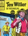 Comic Books - Tex Willer - De vreemdeling