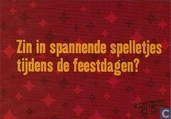 "PC237 - Holland Casino ""Zin in spannende spelletjes…"""