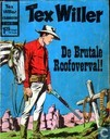 Strips - Tex Willer - De brutale roofoverval!