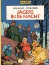 Comic Books - Kasper - Jagers in de nacht