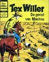 Comic Books - Tex Willer - De geest van Manitou