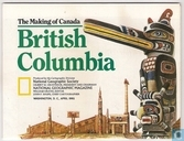 The making of Canada, British Colombia