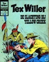 Comic Books - Tex Willer - De slachting bij Yellow Creek