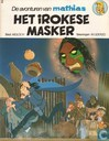 Comic Books - Mathias - Het Irokese masker