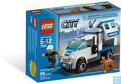 Lego 7285 Police Dog Unit